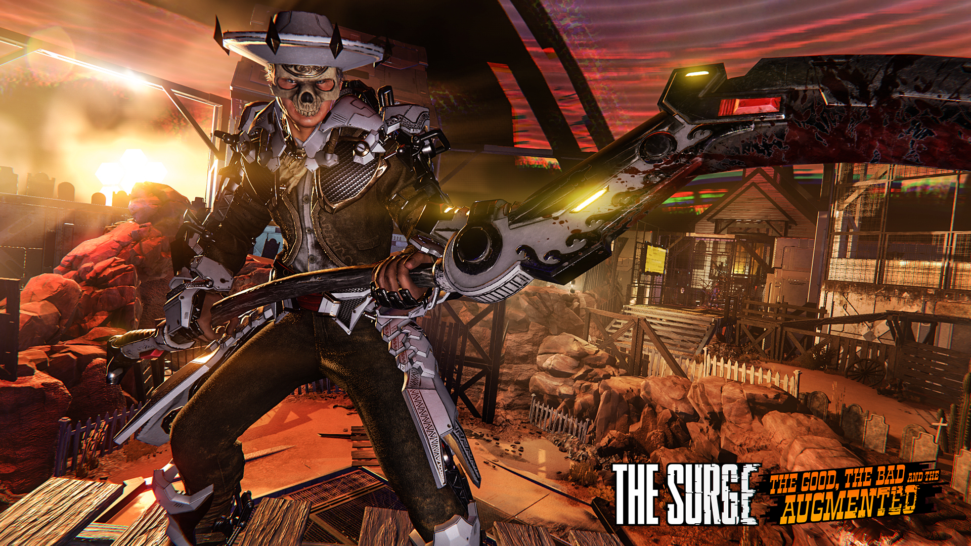 The Surge : The Good, the Bad and the Augmented Xbox One