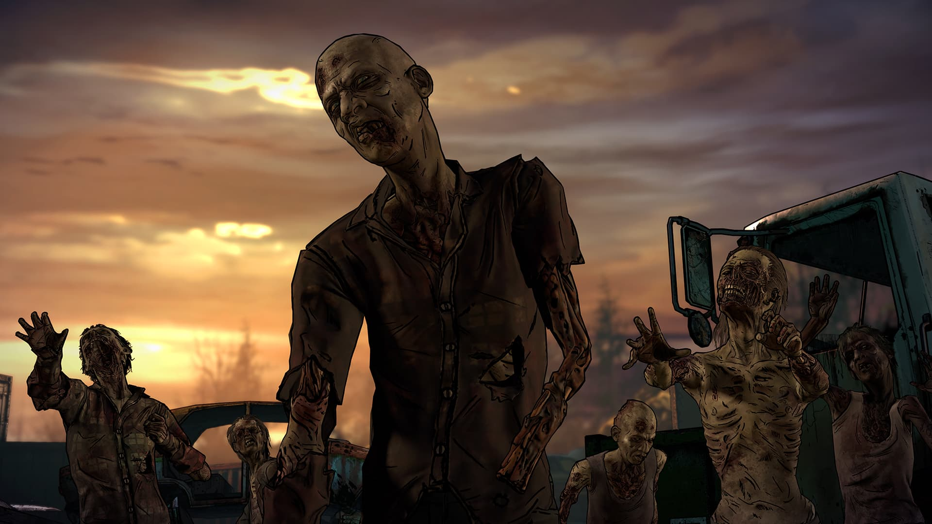 The Walking Dead : A New Frontier. Xbox