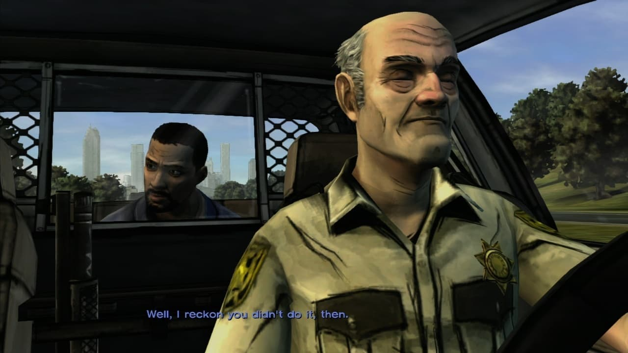 The Walking Dead: Episode 1 - A New Day - Image n°7