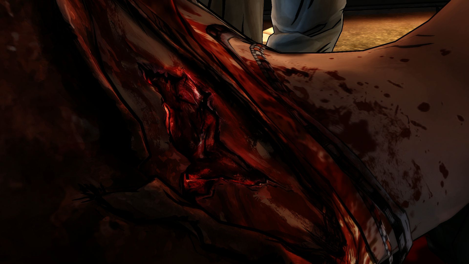 The Walking Dead: Michonne: Episode 2 - Give No Shelter - Image n°6
