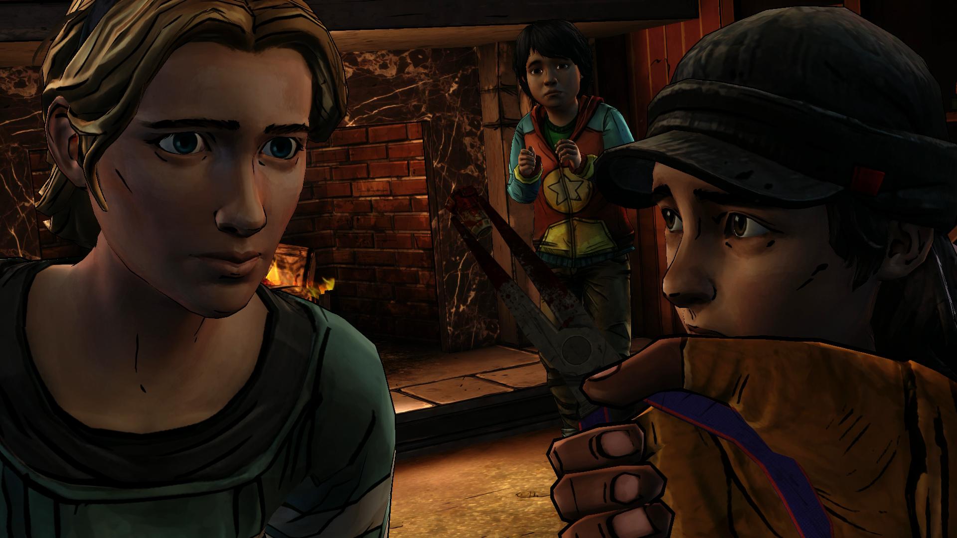 The Walking Dead: Michonne: Episode 2 - Give No Shelté