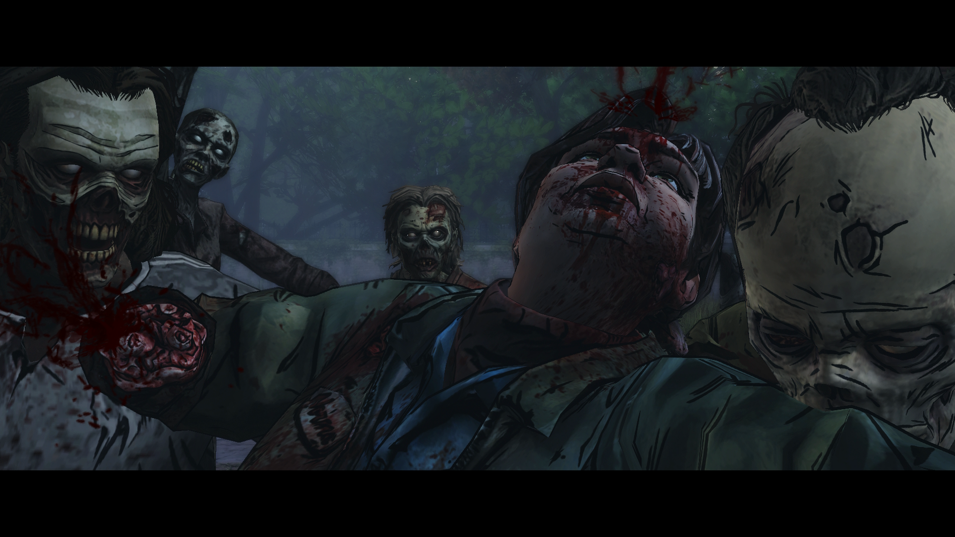 Xbox One The Walking Dead: Michonne: Episode 3 - What We Deserve