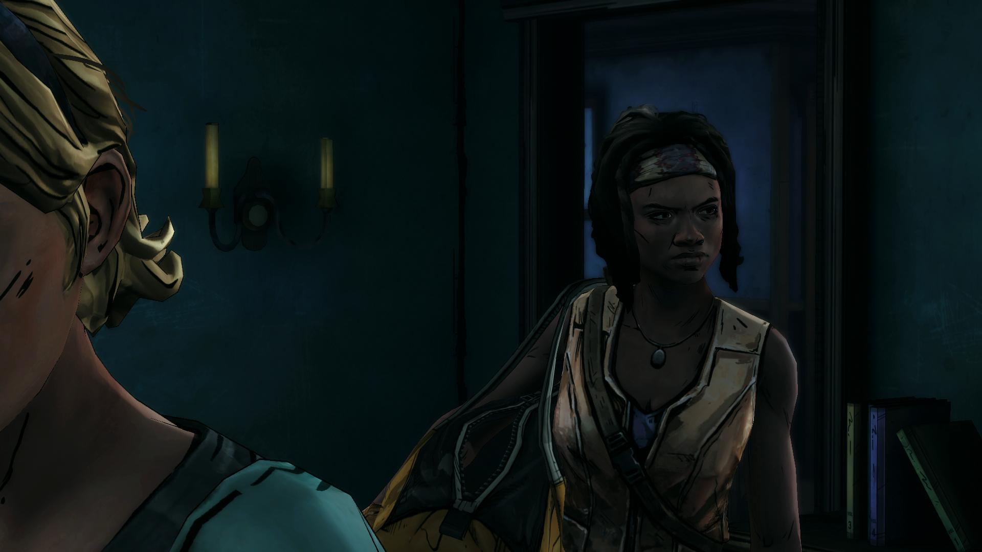 The Walking Dead: Michonne: Episode 3 - What We Deserve