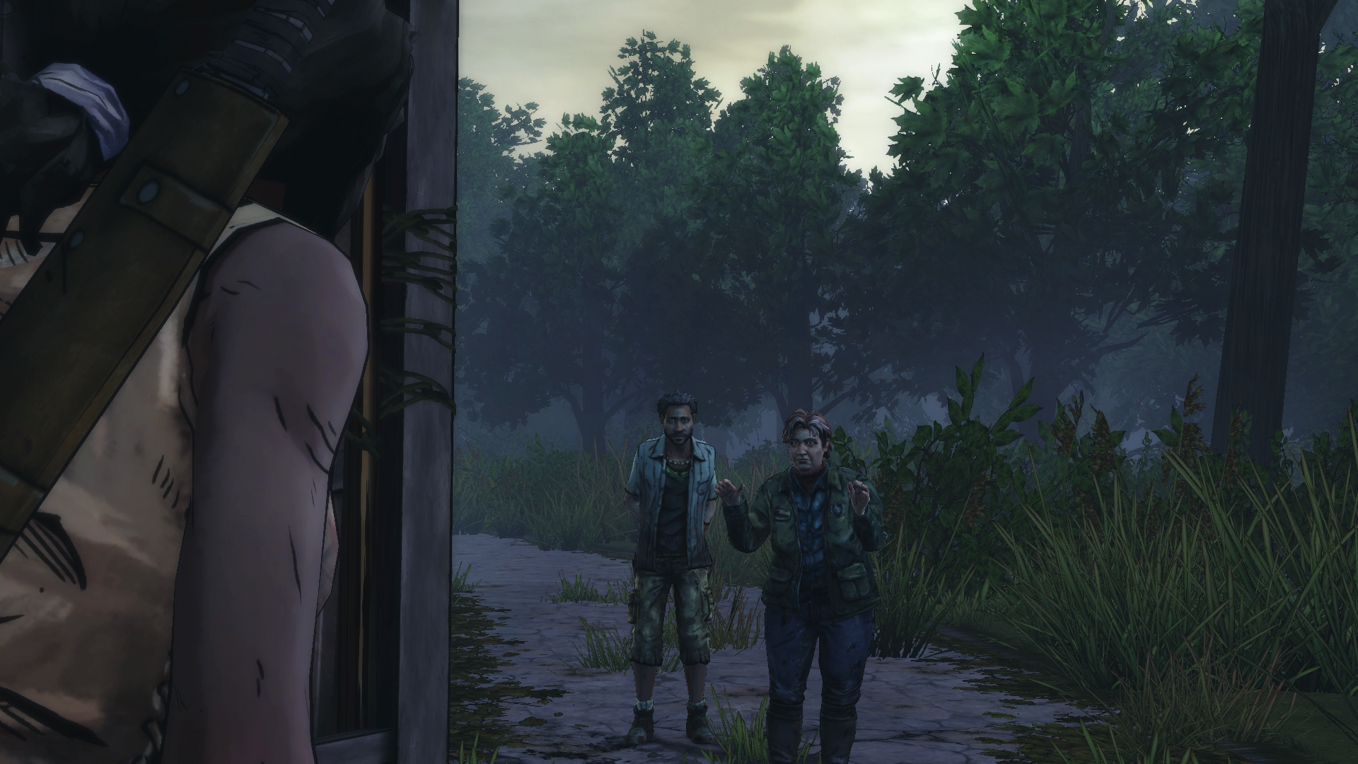 The Walking Dead: Michonne: Episode 3 - What We Deserve Xbox One