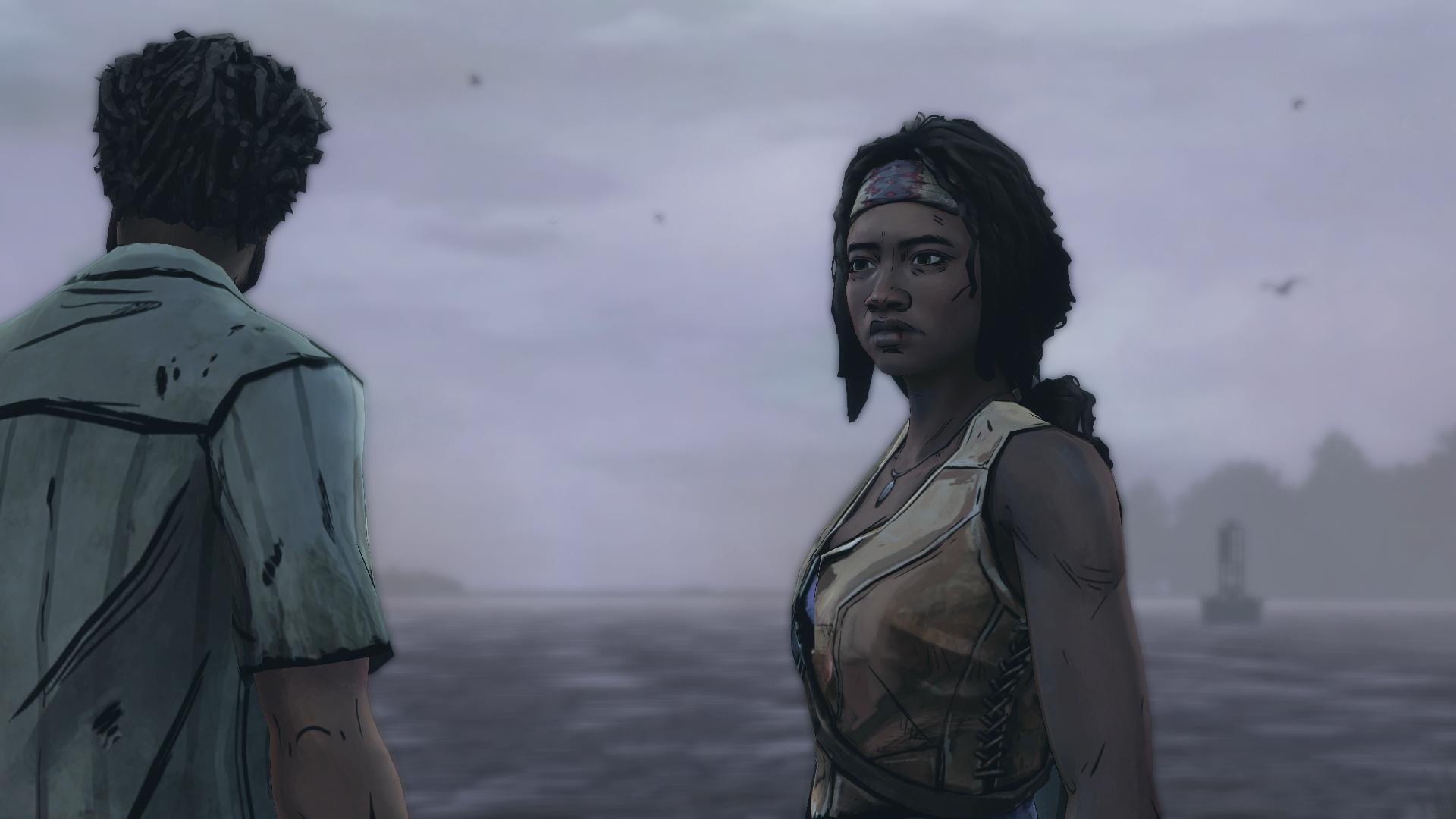 The Walking Dead: Michonne: Episode 3 - What We Deserve - Image n°6