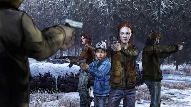 The Walking Dead: Saison 2: Episode 4 - Amid the Ruins