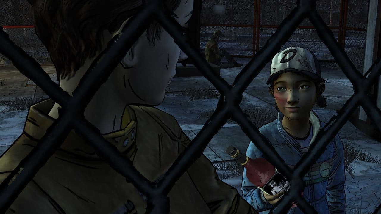 Xbox One The Walking Dead: Saison 2: Episode 5 - No Going Back