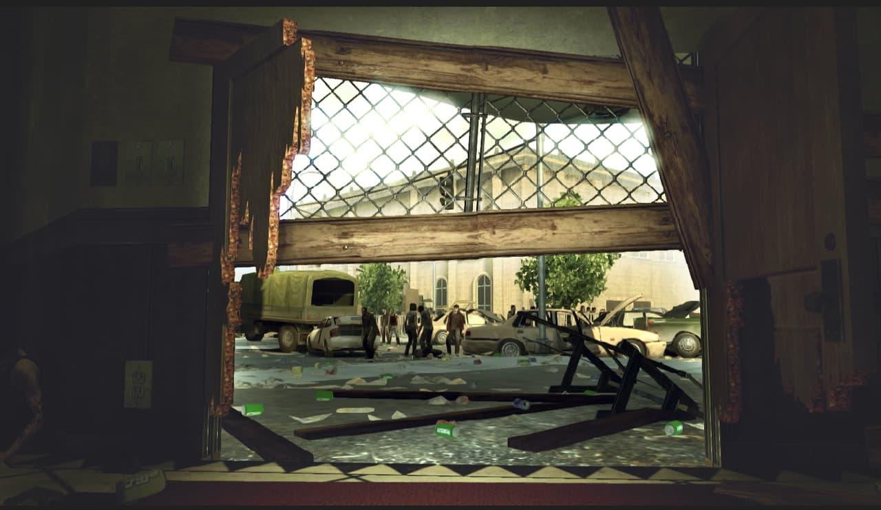 The Walking Dead: Survival instinct Xbox 360