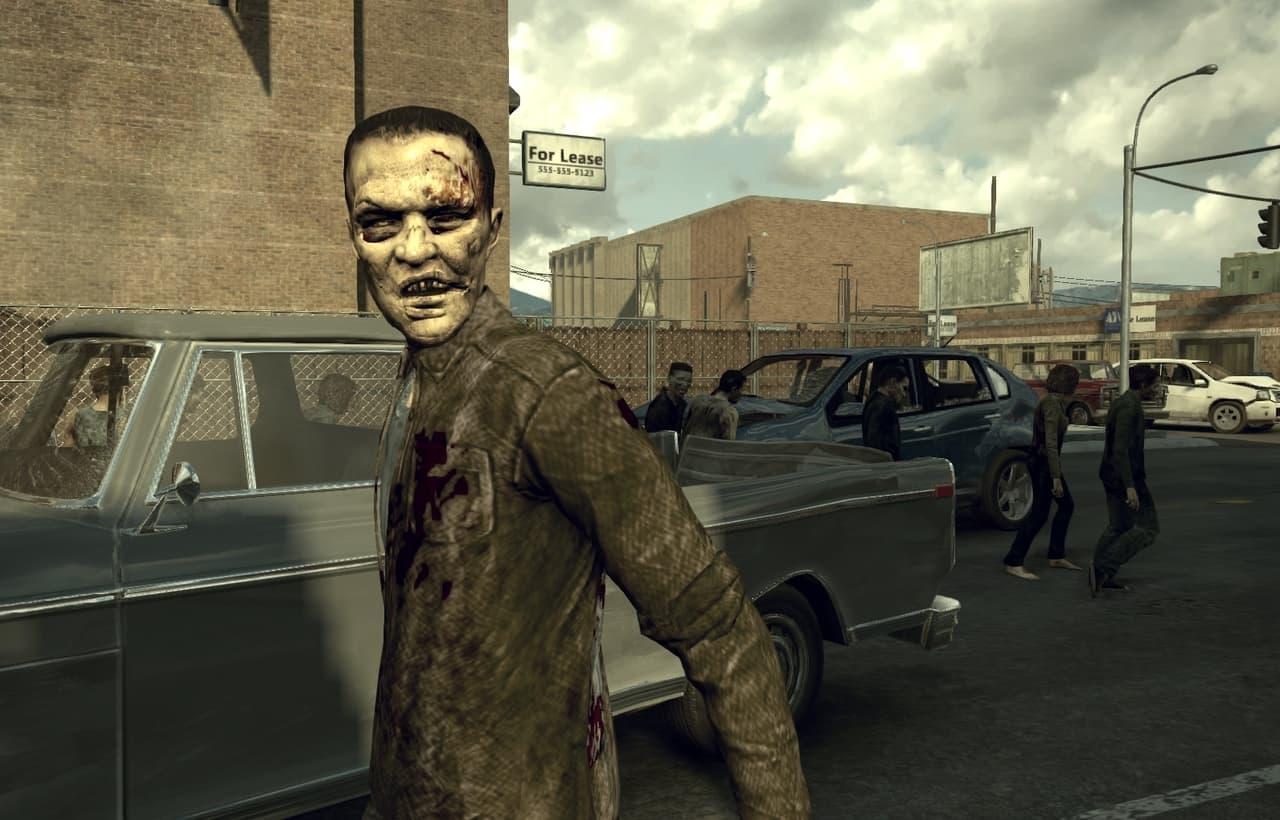 Xbox 360 The Walking Dead: Survival instinct