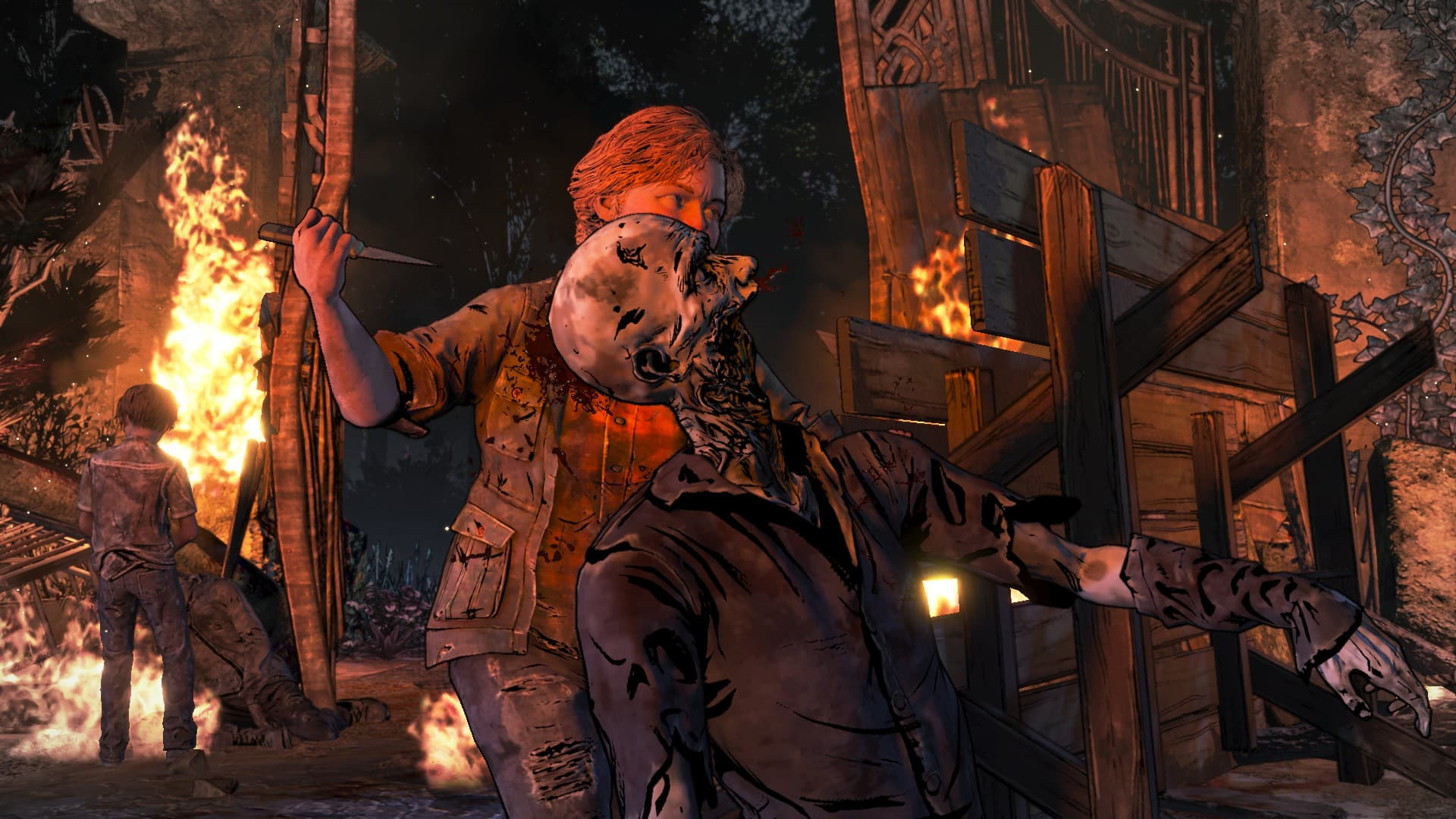 Xbox One The Walking Dead: The Final Season