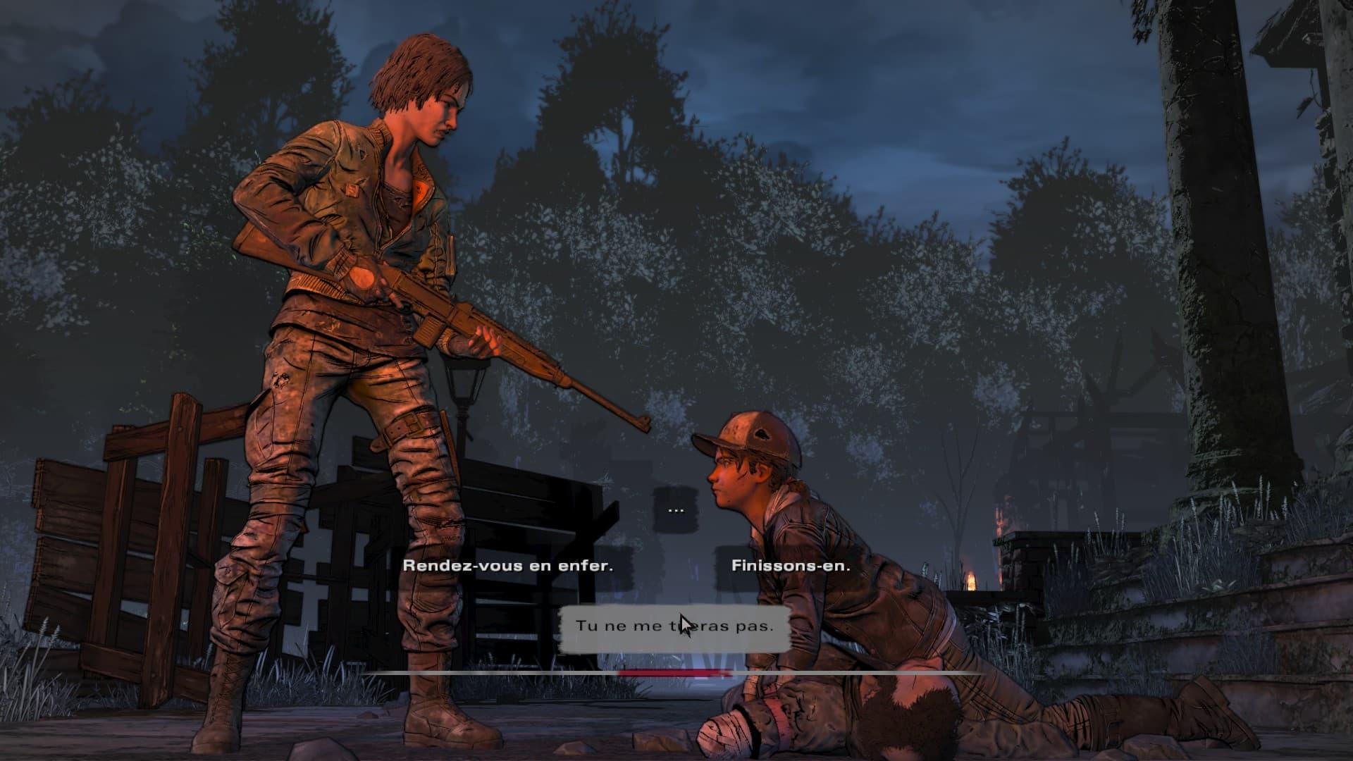 The Walking Dead: The Final Season