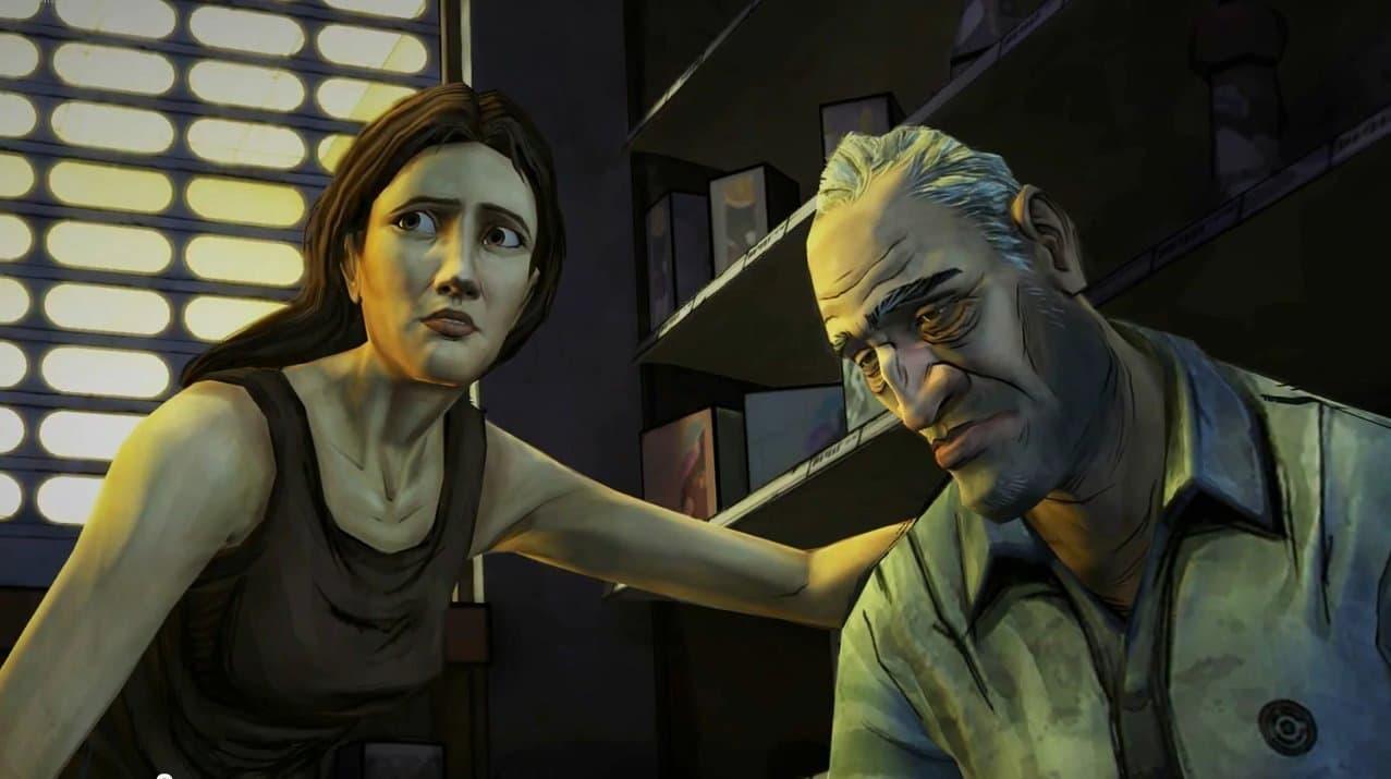 the Walking Dead Xbox 360