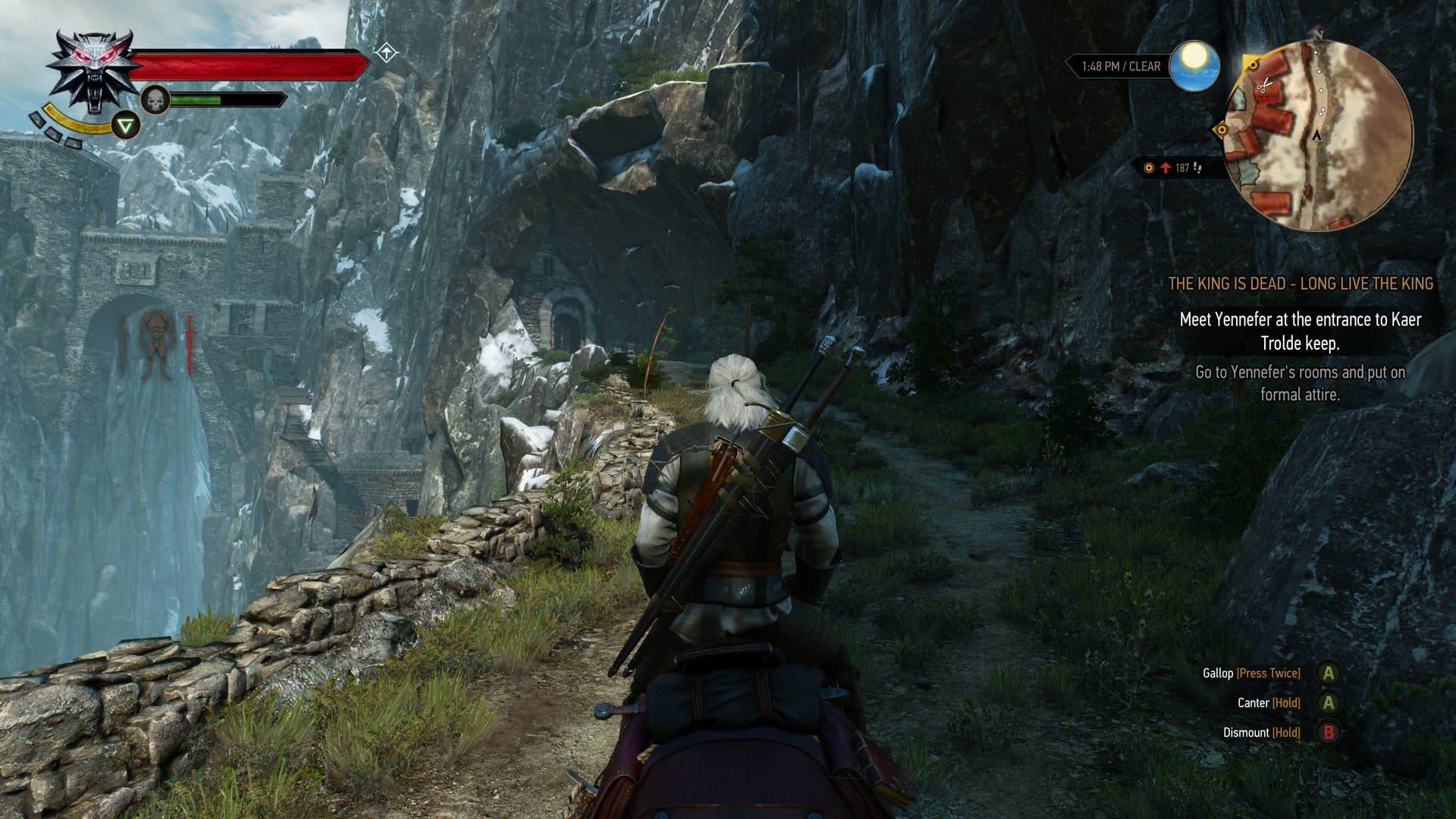 The Witcher 3: Wild Hunt Xbox Series X & S