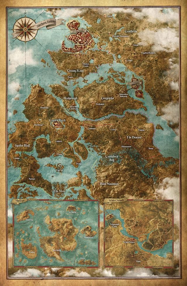 Xbox Series X & S The Witcher 3: Wild Hunt