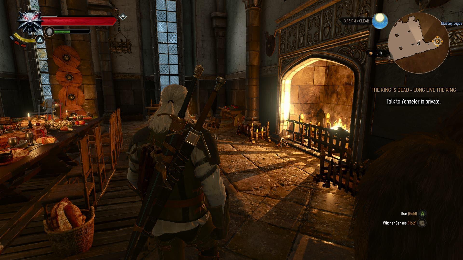 The Witcher 3: Wild Hunt Xbox