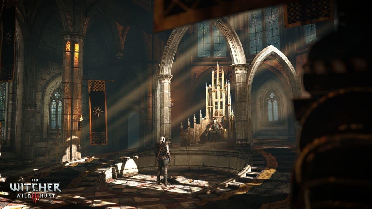 The Witcher 3: Wild Hunt: des images à couper le souffle!