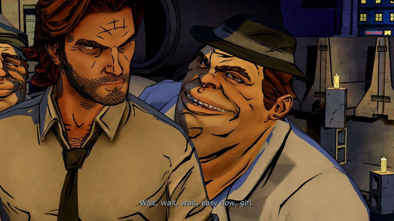 The Wolf Among Us: Episode 3 - A Crooked Mile - Image n°7