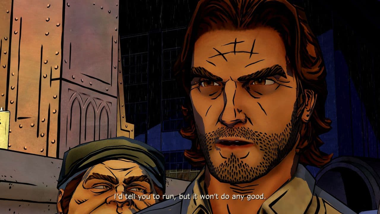 The Wolf Among Us: Episode 3 - A Crooked Mile - Image n°6
