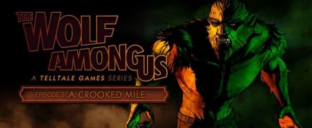 The Wolf among Us , l'episode 3 anoncé!