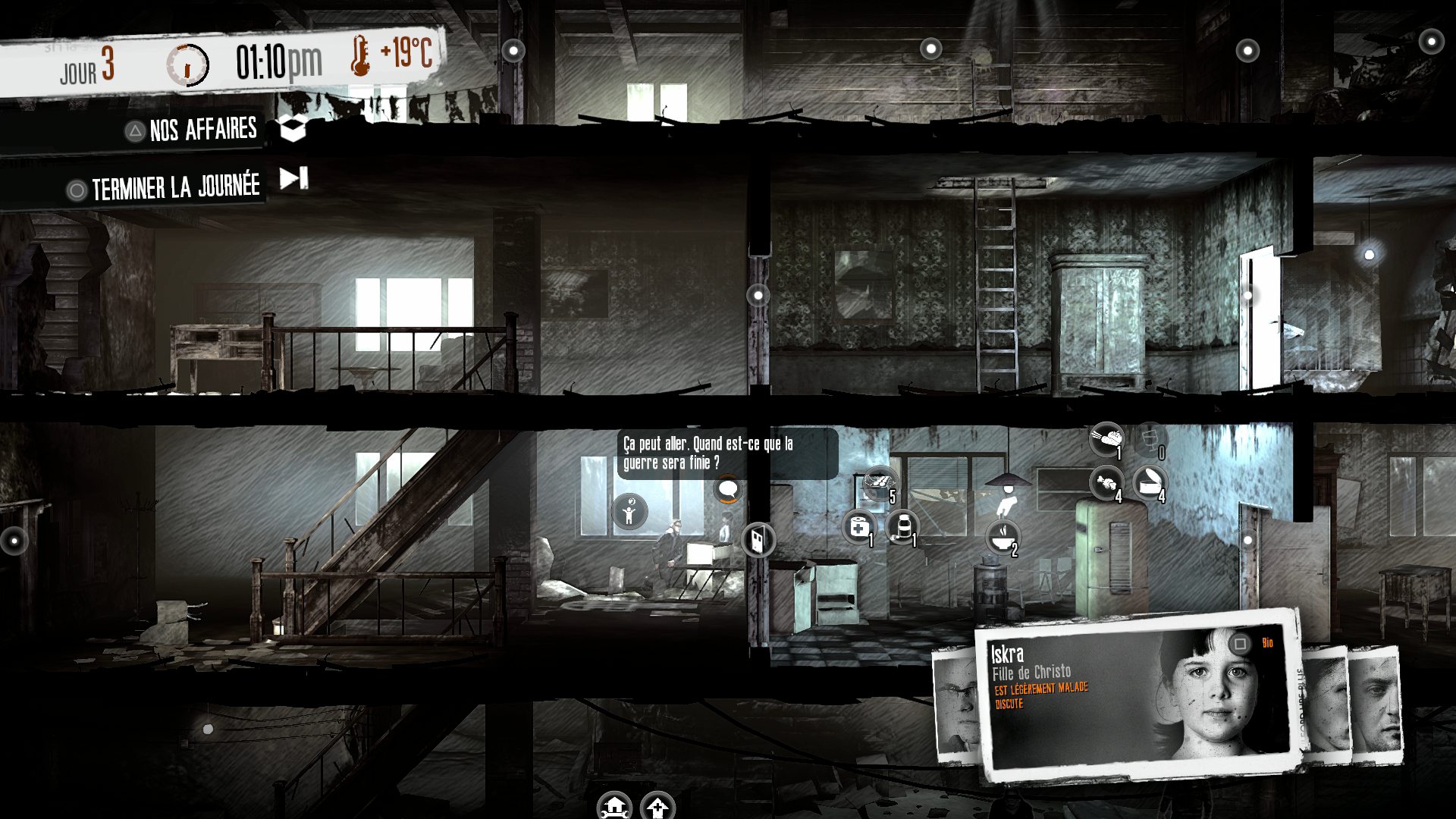 This War Of Mine: The Little Ones - Image n°6