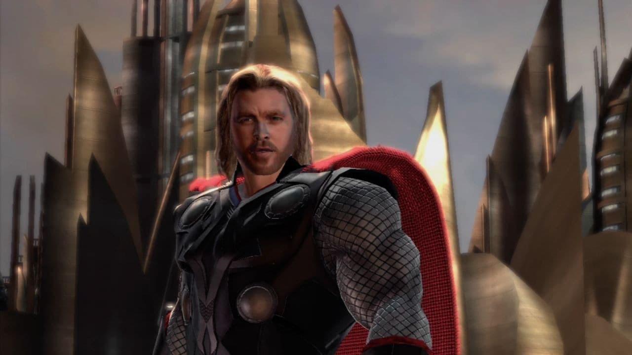 Thor: Dieu du Tonnerre