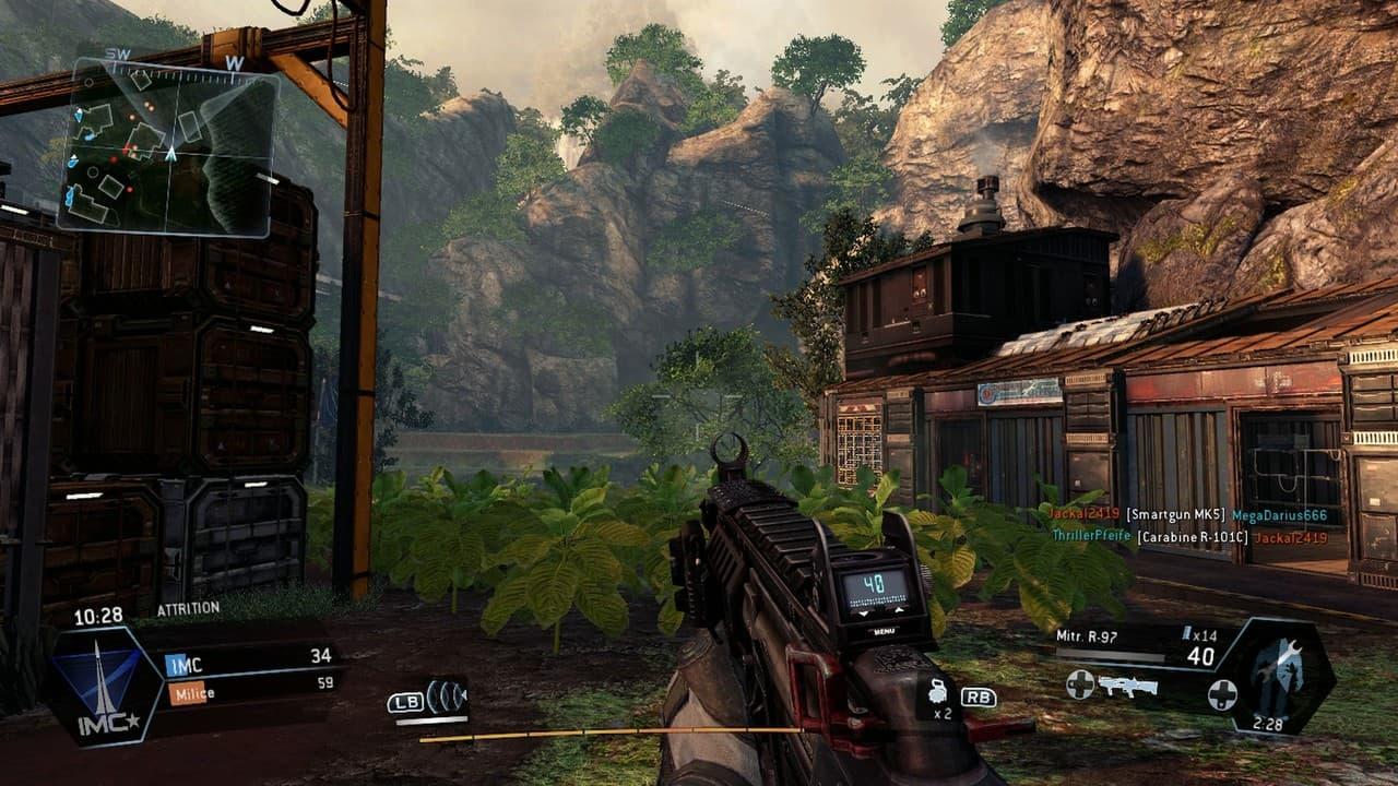 Titanfall: IMC Rising Xbox One