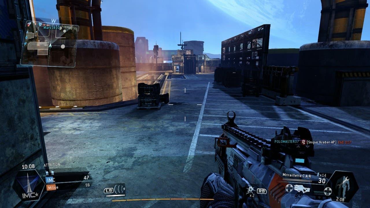 Titanfall: IMC Rising Xbox