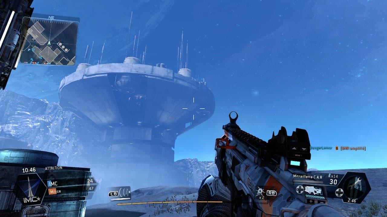 Xbox One Titanfall: IMC Rising