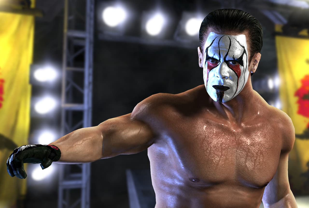 TNA iMPACT! Xbox