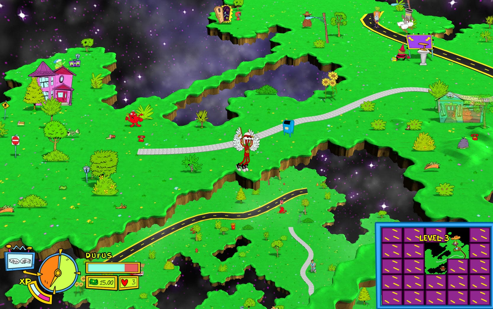 Xbox One ToeJam & Earl: Back in the Groove