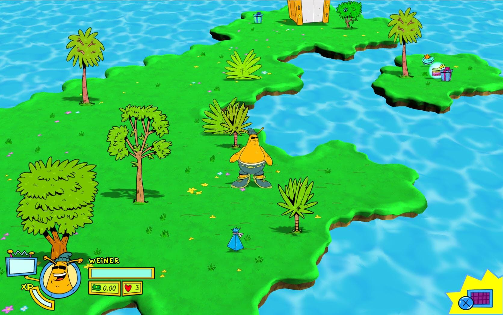 ToeJam & Earl: Back in the Groove Xbox
