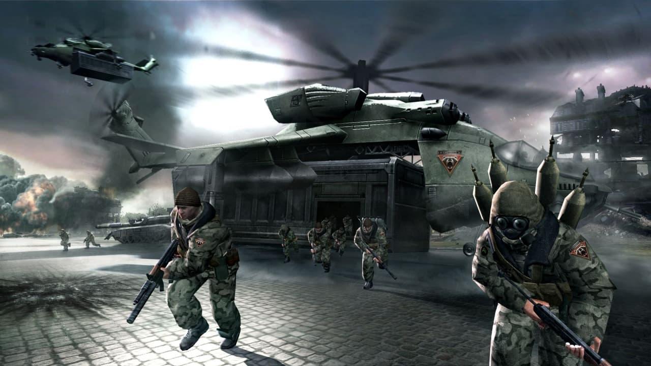 Tom Clancy's EndWar 2 - Image n°8