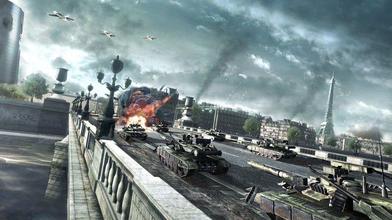 Tom Clancy's EndWar 2 Xbox 360