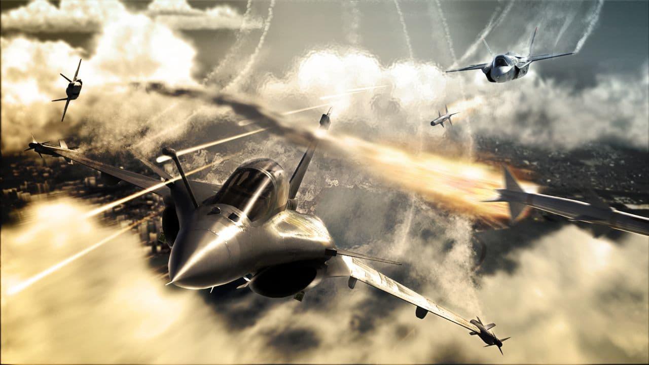 Tom Clancy's H.A.W.X. - Image n°7