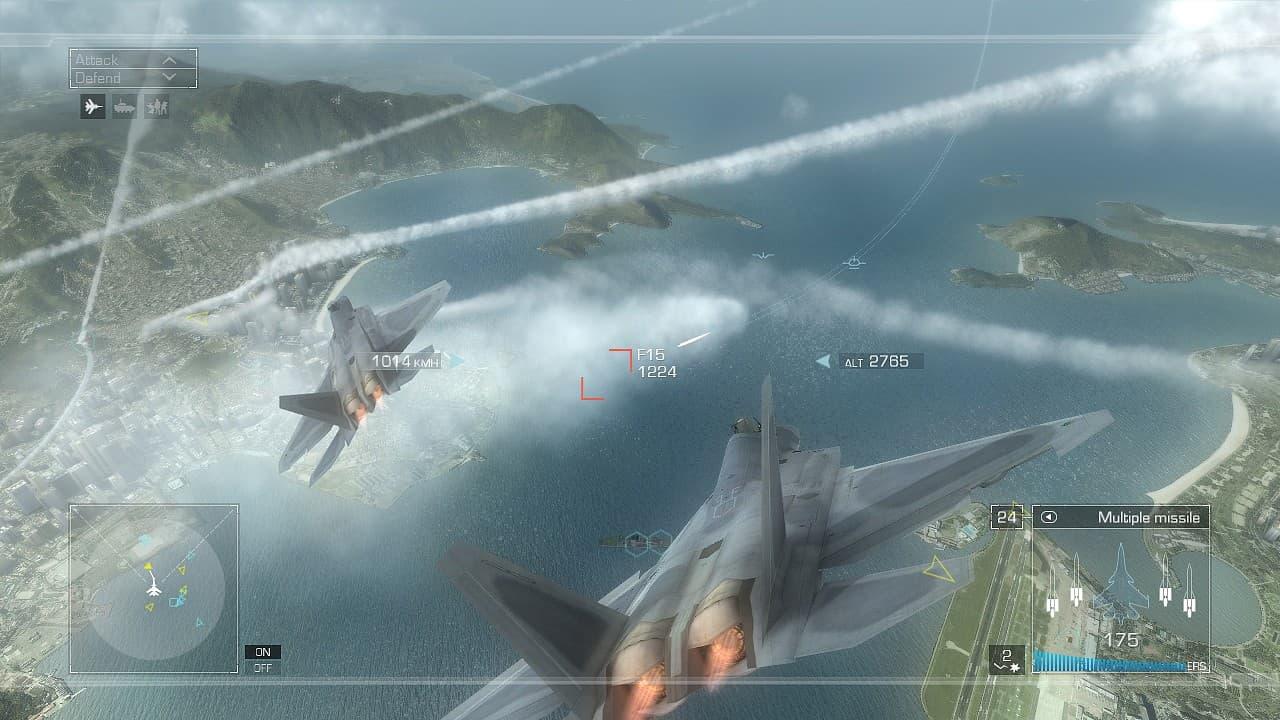 Tom Clancy's H.A.W.X. Xbox