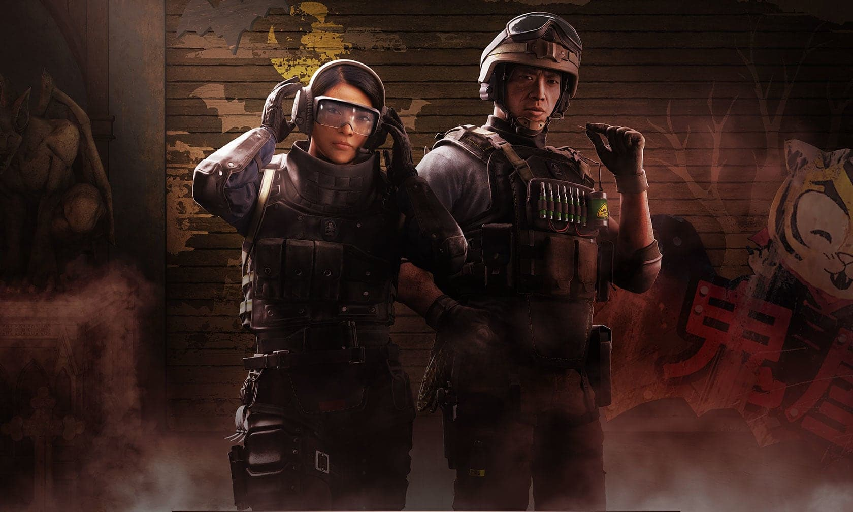 Xbox One Tom Clancy's Rainbow Six Siege: Opération Blood Orchid