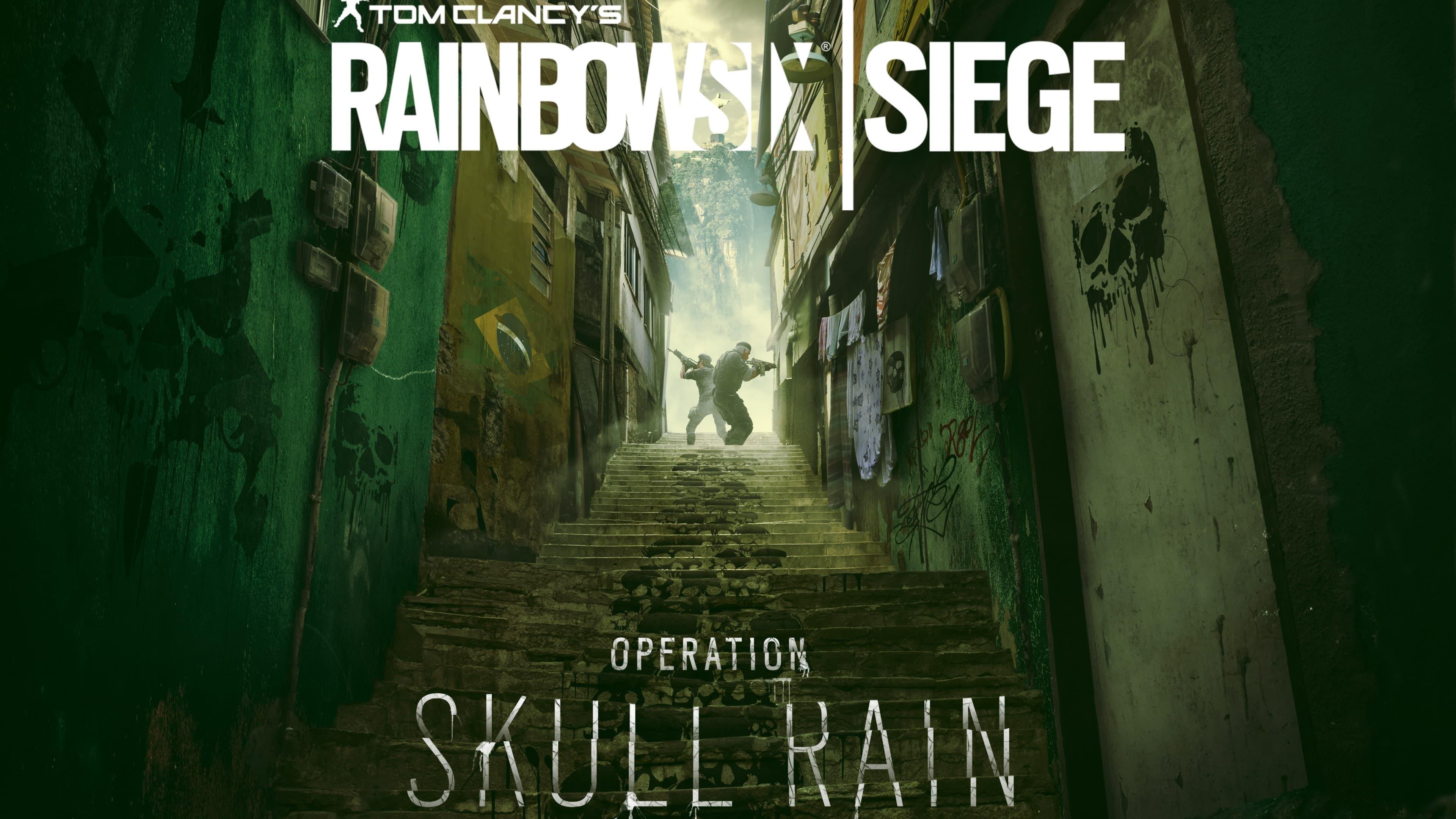 Xbox One Tom Clancy's Rainbow Six Siege: Opération Skull Rain