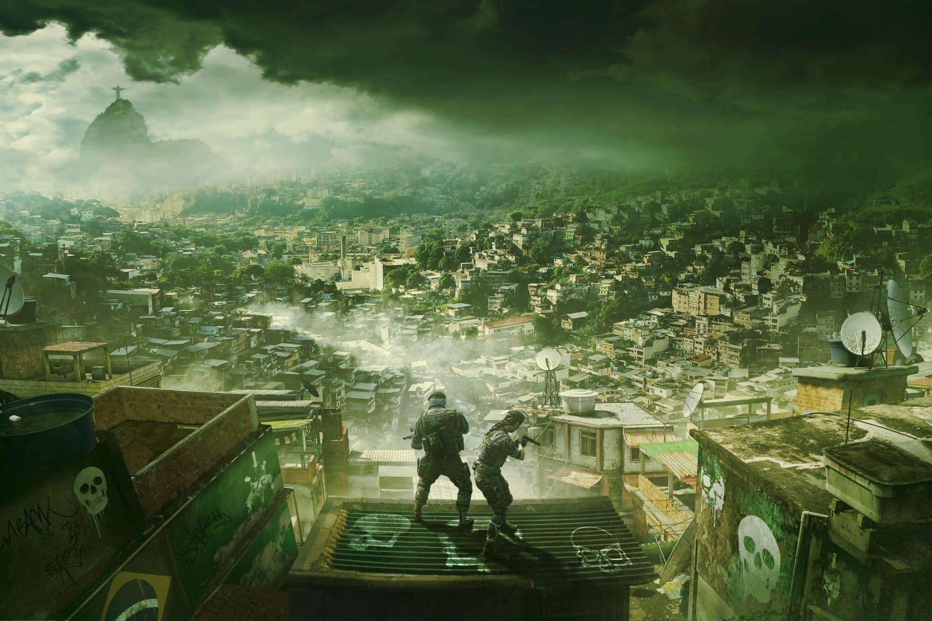 Tom Clancy's Rainbow Six Siege: Opération Skull Rain Xbox One