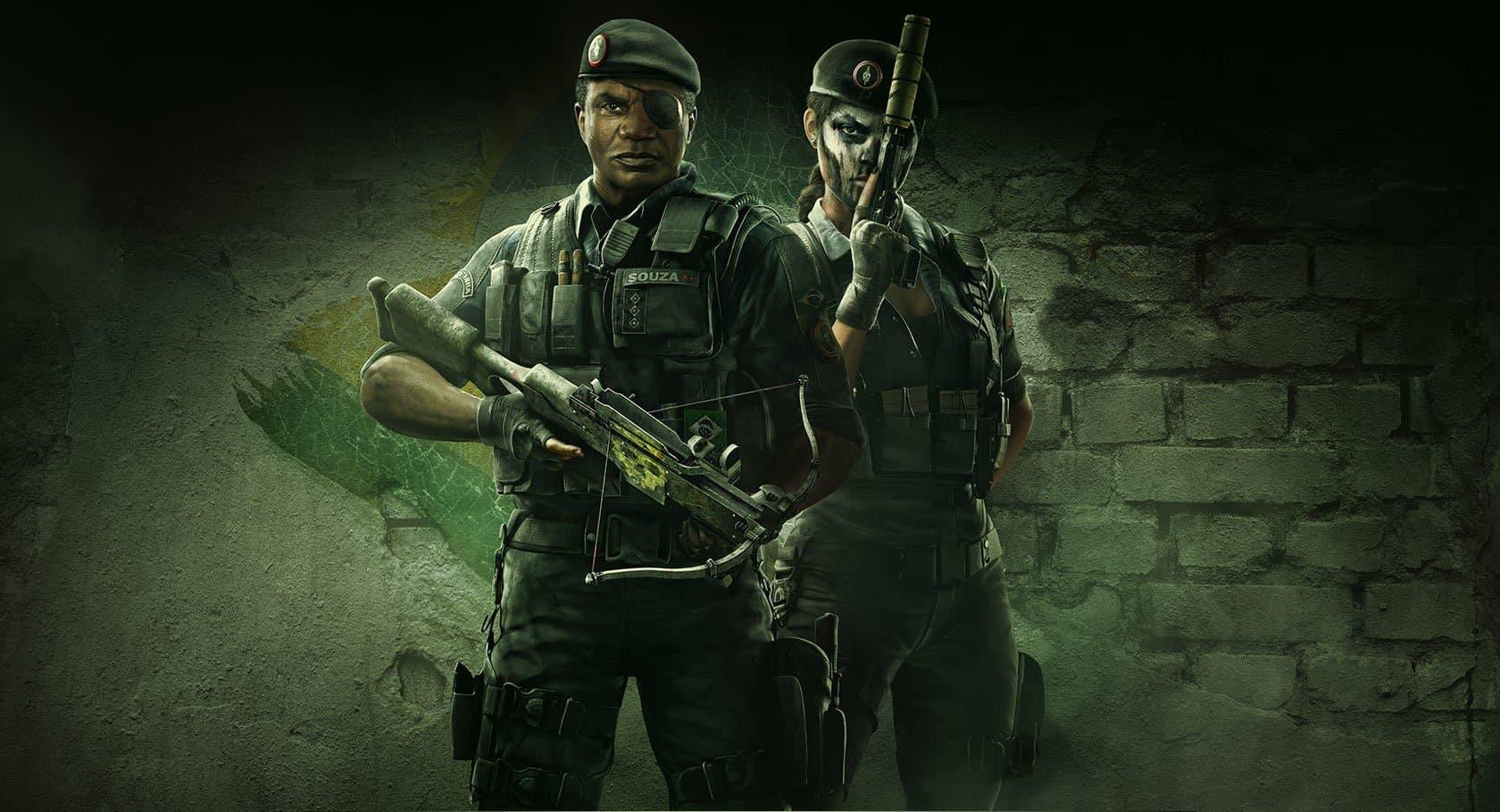Tom Clancy's Rainbow Six Siege: Opération Skull Rain