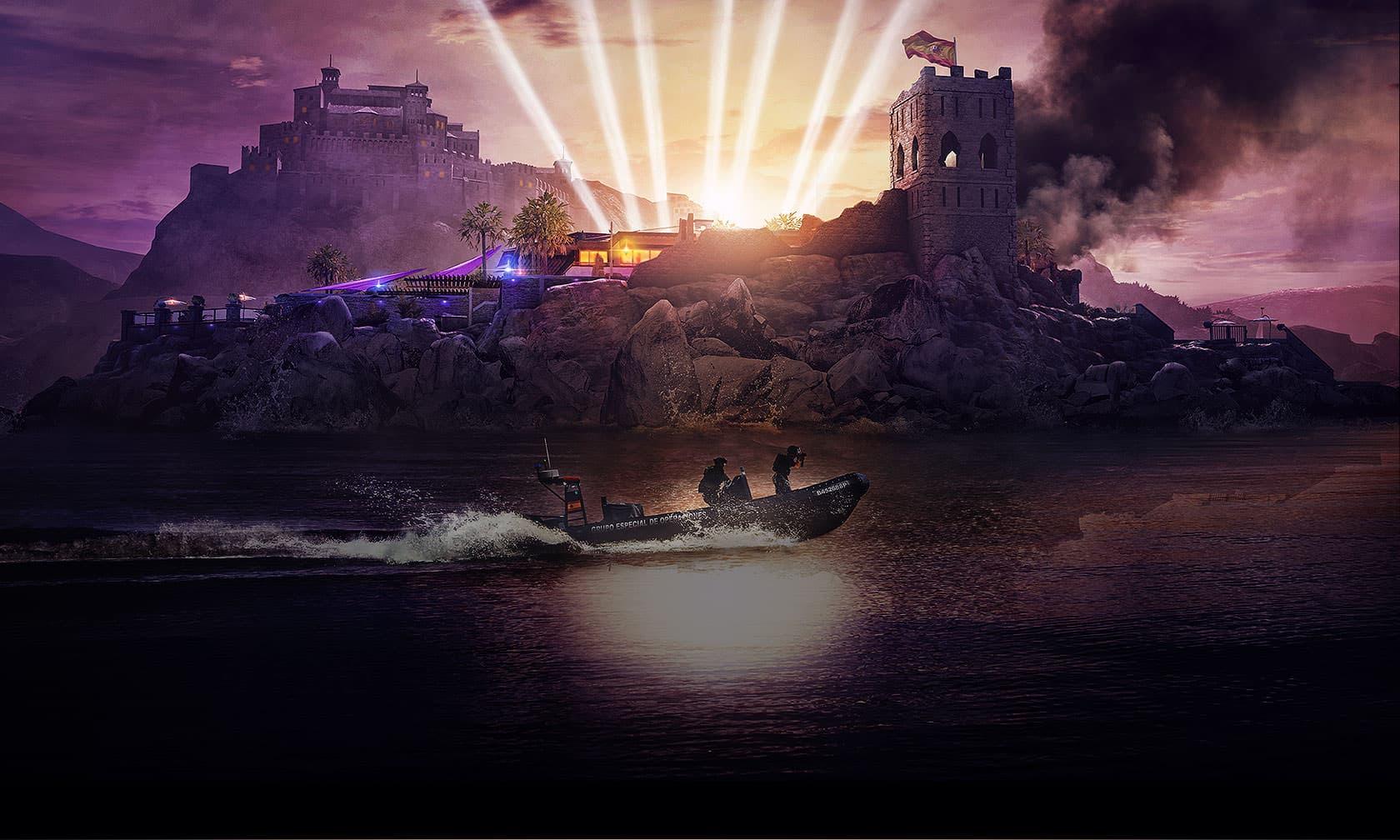 Tom Clancy's Rainbow Six Siege: Opération Velvet Shell Xbox One