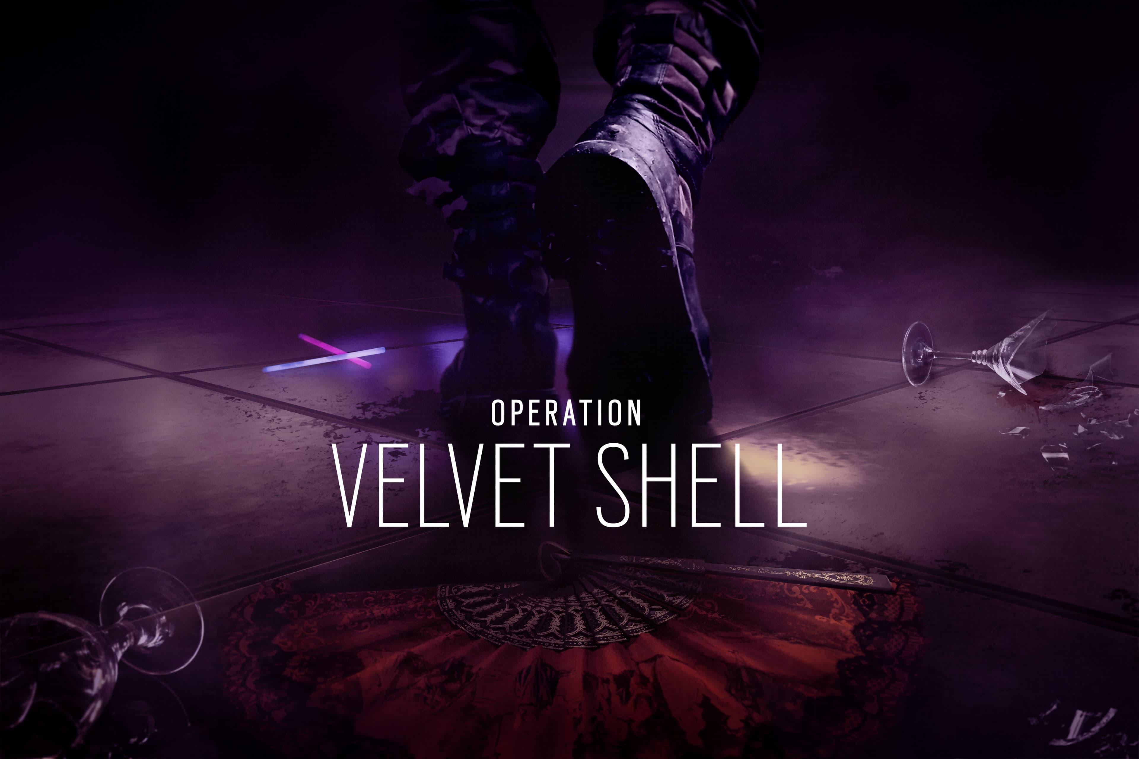Xbox One Tom Clancy's Rainbow Six Siege: Opération Velvet Shell