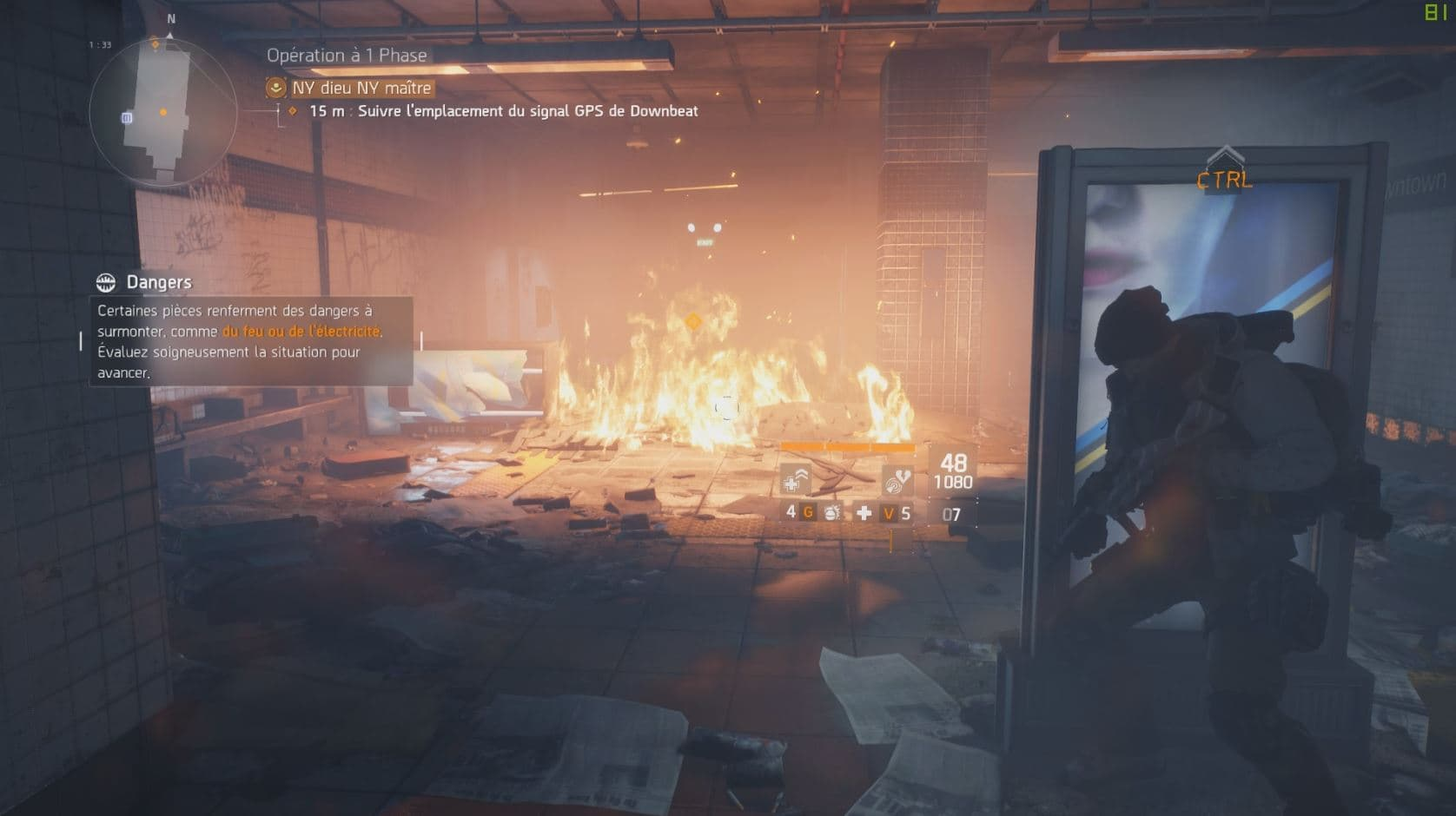 Tom Clancy's The Division: Souterrain Xbox One