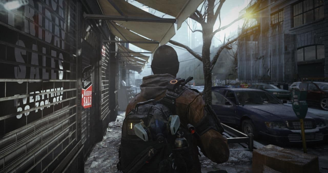 Tom Clancy's The Division Xbox