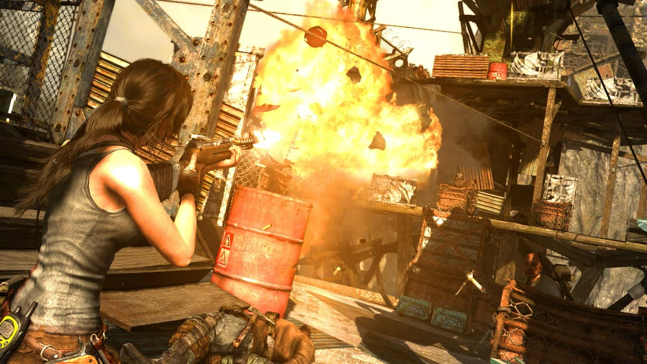 Tomb Raider : Definitive Edition Xbox