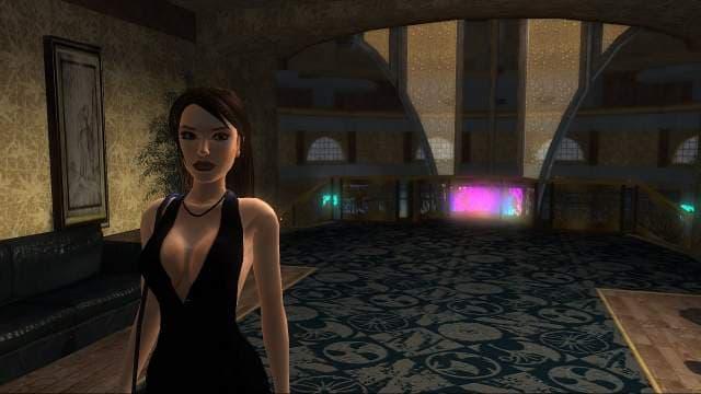 Xbox 360 Tomb Raider Legend