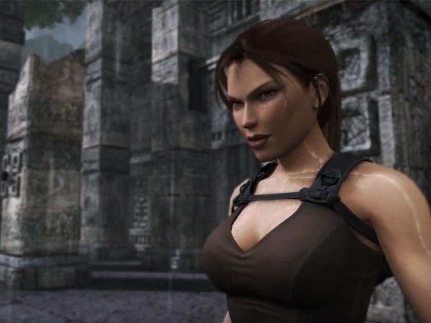 Tomb Raider Underworld Xbox