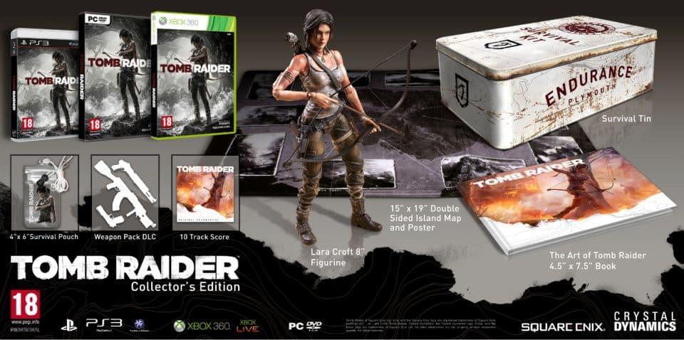 Tomb Raider Xbox