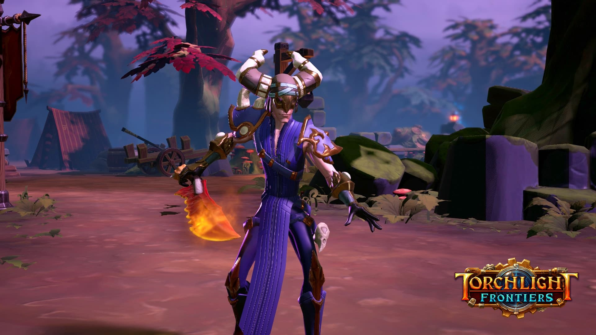 Torchlight Frontiers Xbox One