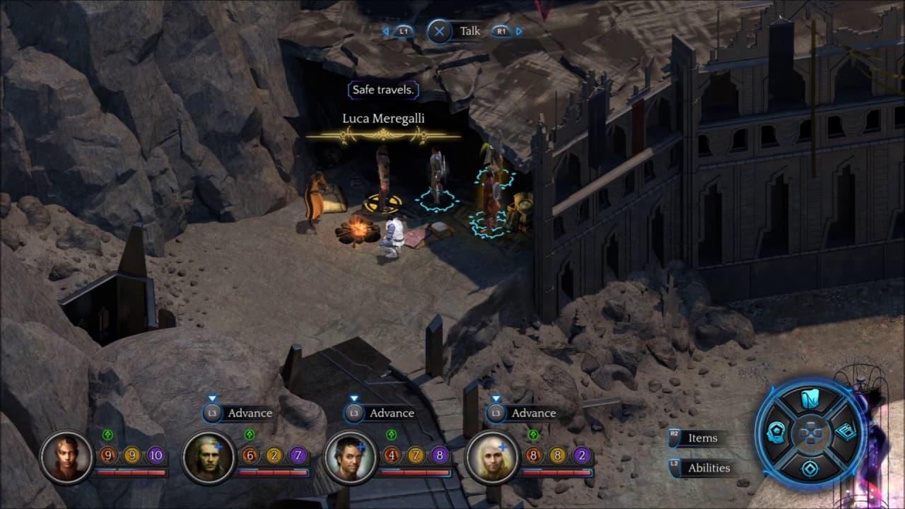 Torment: Tides of Numenera Xbox