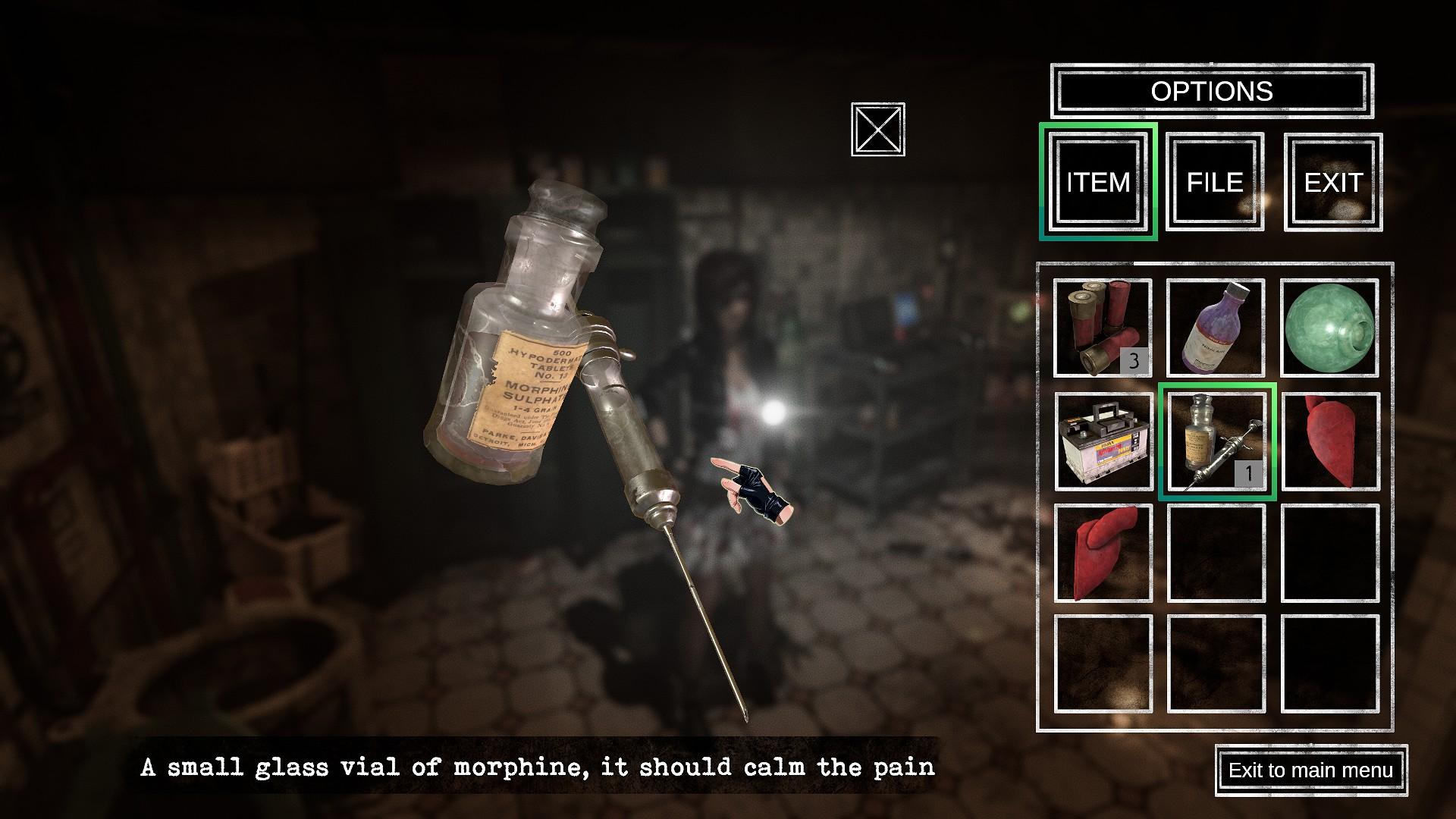 Tormented Souls Xbox